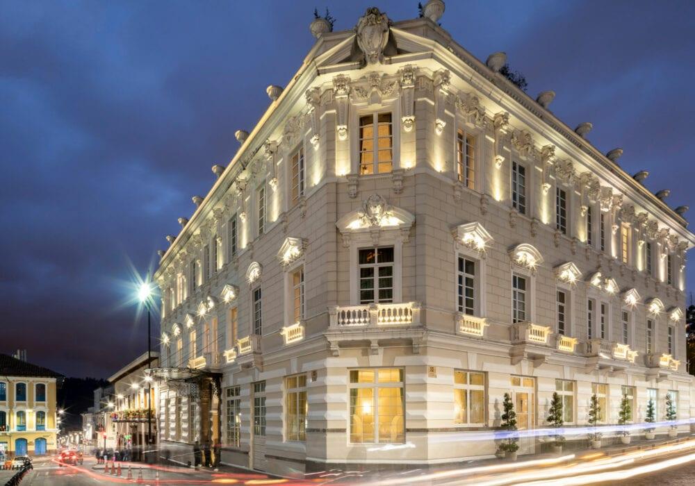 Quito: Casa Gangotena