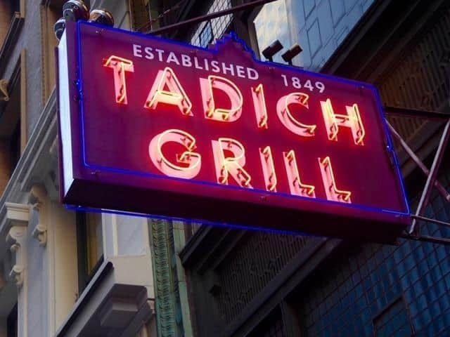 Cioppino, San Francisco's Inimitable Fish Stew at the Iconic Tadich Grill