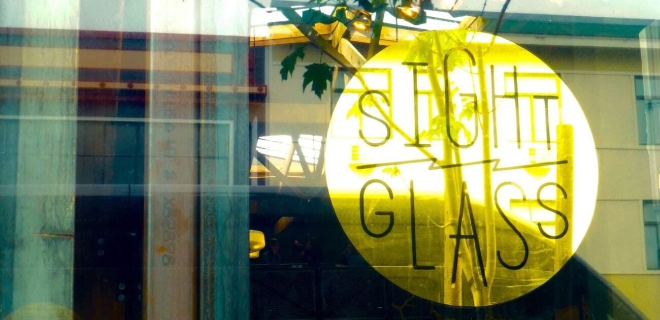 SIGHTGLASS COFFEE in the SOMA neighborhood of San Francisco
