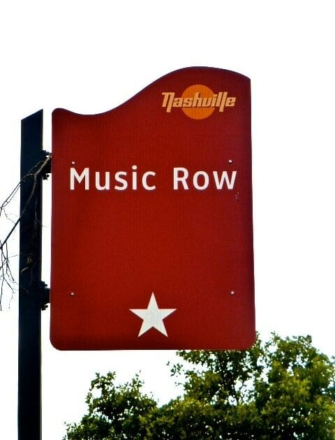 Music Row, Nashville, TN