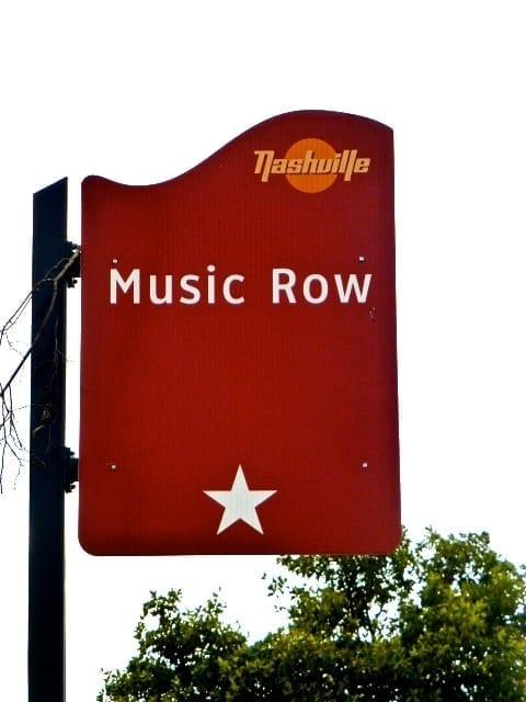Music Row, Nashville, TN
