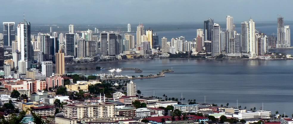 Chaos on the Roads in Panama City, Panama