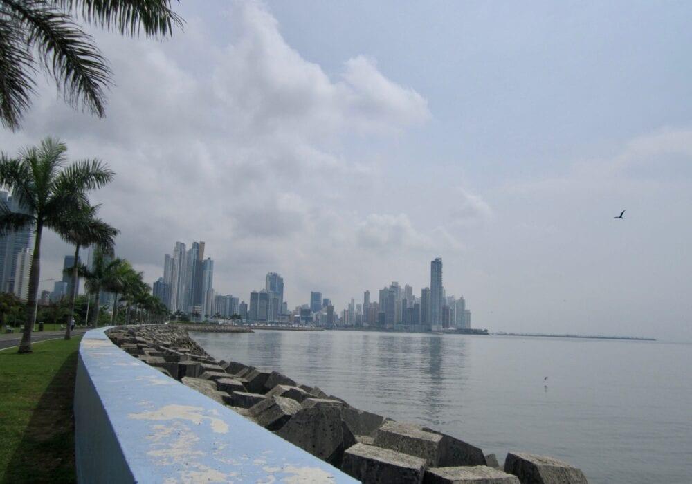 STRIKING ARCHITECTURE IN PANAMA CITY, PANAMA