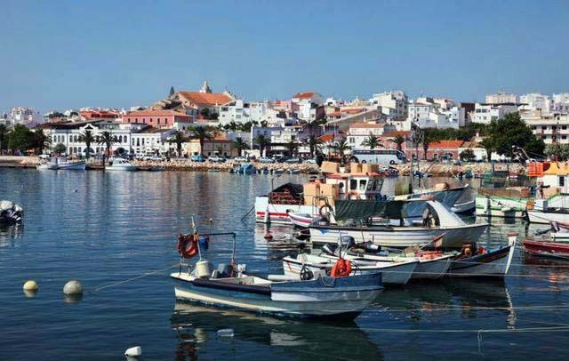 VISITING LAGOS ON THE ALGARVE, PORTUGUAL