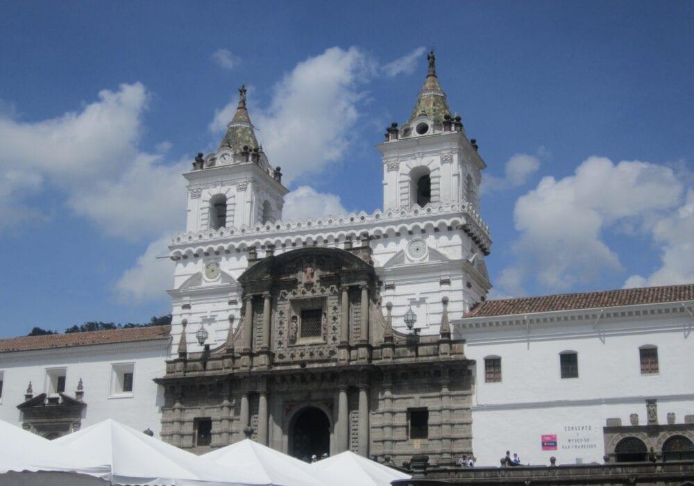 Gotcha!! — The Historic Town of Quito, Ecuador