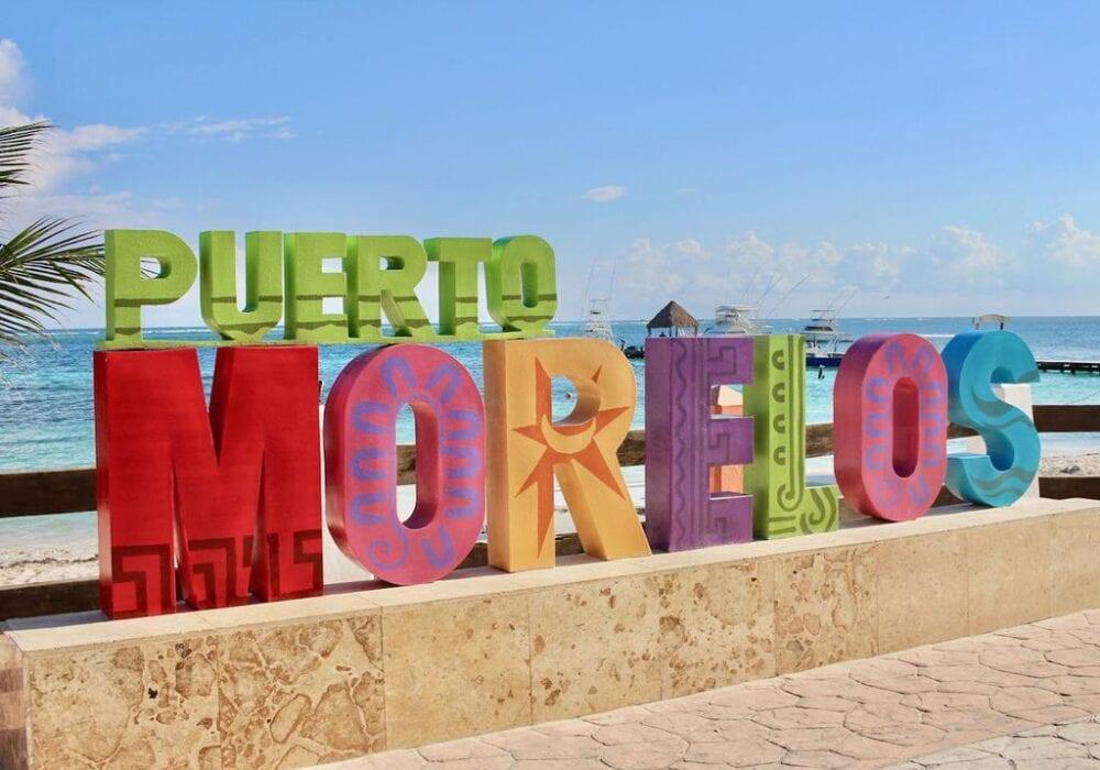 Puerto Morelos, Mexico, Part I