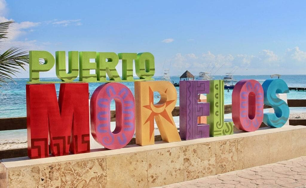 Puerto Morelos, Mexico, Part I