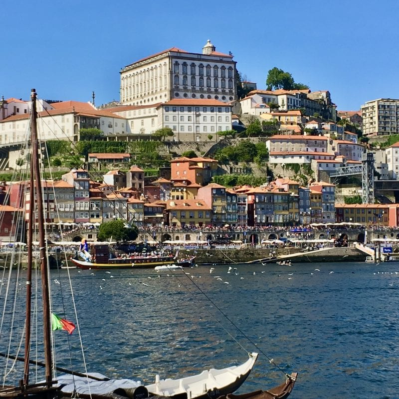 PORTO, PORTUGAL, a cosmopolitan city with old world charm.